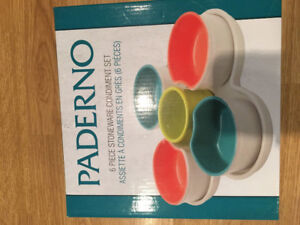 Brand New Paderno Set