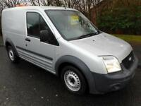 60 reg Ford Transit Connect T220 SWB (90ps) ex Yorkshire Water..tradesmans ready