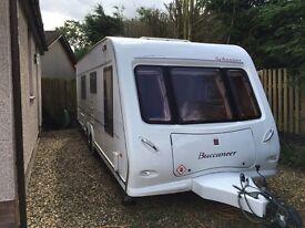 Brilliant  Vip Premium Fixed Island Bed Caravan Falkirk  Campervans Amp Caravans