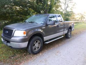 2005 f150 4x4