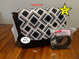 CLEARING OUT 25%off - Studio Thirty-One Purses (2 styles)