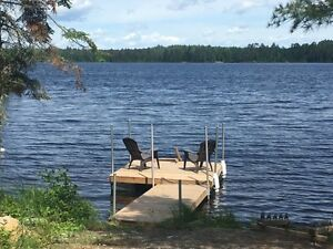 Picture Perfect Lakefront Retreat!  Plateau Lake Atikokan, ON