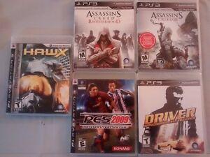 5 jeux PS3