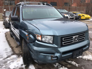 2008 Honda Ridgeline 4WD just in for sale at Pic N Save!