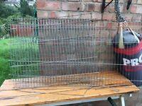 Chicken / ducks / rabbit play pen only £10