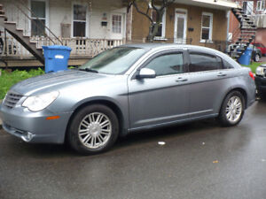 2007 Chrysler Sebring equiper Berline