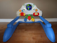 Leapfrog Learning Gym  Pet/Smoke free home