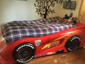 Lighting McQueen single bed frame only