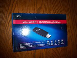 Linksys Dual-band Wireless-N USB adapter