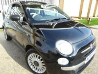 Fiat 500 1.4 LOUNGE PX vw,honda,toyota,vauxhall,peugeot,renault,seat,bmw