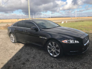 2012 Jaguar Supercharged XJL - 5.0L