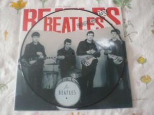 Picture Disc Vinyl LP THE BEATLES  The Decca Tapes - N/Mint