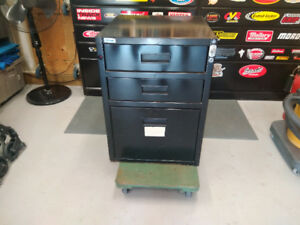 Metal Cabinet with Safe