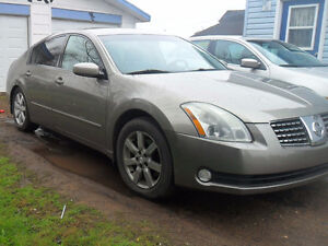 FULLY LOADED 06 Nissan Maxima  Trade OR Sell