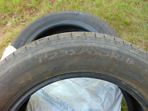 pair of Michelin 235-60-18