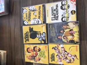 Complete DVD sets