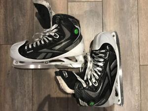 Reebok 20k Goalie Skates - Size 7.5D