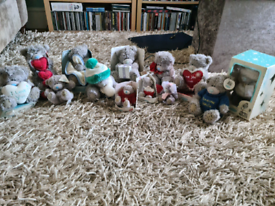 Large collection of Me to You bears