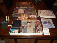 Heroquest: Base Game, complete