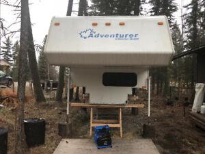 9 foot adventurer camper