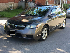 2009 Honda Civic Sport Urban Titanium Metallic