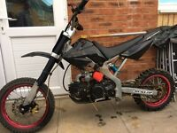 """Pit bike 125 14"""" wheel"""