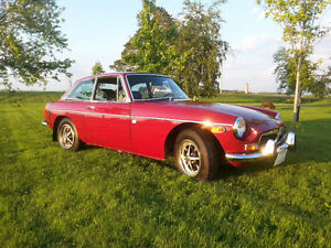 MGB GT very reliable and solid