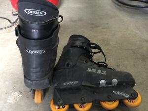 Oxygen AR 3.1 inline skates