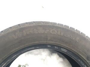 Winter tires 235/60R17