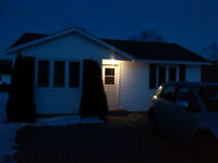 Basement Bedroom for Rent In Perth Andover. Available June 1st.