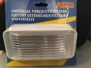 Universal Porch/Utility Light for RV or trailer