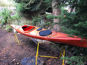 The sea  kayak that introduced a generation to the oceans ...