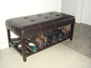 Coffee Table/Shoe Bench