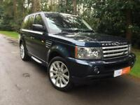 2007 57 LAND ROVER RANGE ROVER SPORT 3.6 TD V8 HSE SUV 5DR DIESEL AUTOMATIC (294