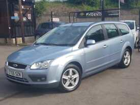2005 05 FORD FOCUS 1.8 TDCI TITANIUM (ESTATE)