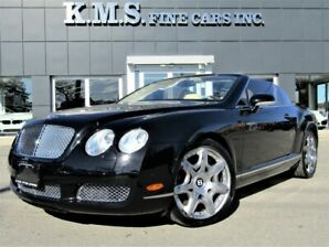 2008 Bentley Continental GTC MULLINER|DIAMOND STITCHED|4 TO CHOOSE FROM