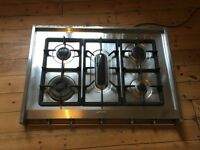 90cm smeg gas hob for sale asap