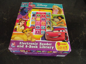 Brand New Disney Me Reader and 8 Book Library