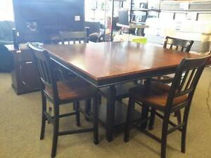 *** USED *** ASHLEY OWINGSVILLE 5PC DINETTE   S/N:51234222   #STORE223