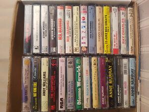 Mom's 28 Cassette Lot