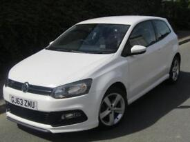 2013 Volkswagen Polo 1.2 R-Line Style 3dr