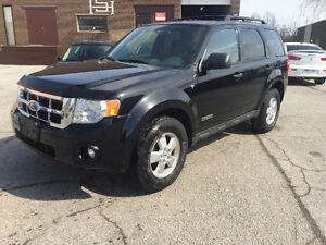 2008 Ford Escape XLT AWD V6 3.0L