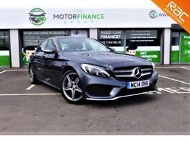 *** Mercedes-Benz C220 2.1CDI BlueTec 7G- TRONIC Premium Plus 2015 C220 AMG ***