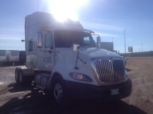 2013 International ProStar +122, Used Sleeper Tractor Regina Regina Area image 1