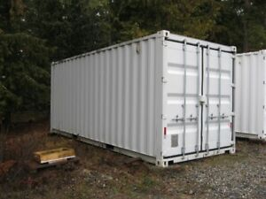 LIKE  NEW  20 FT  SEA CAN  CONTAINER