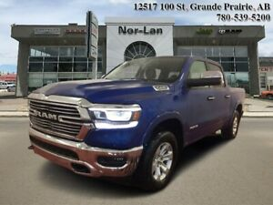 2019 Ram 1500 Laramie  - HEMI V8 - Leather Seats - $166.47 /Wk