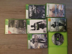 Jeux Xbox 360 - Call of Duty, Halo, Grand Theft Auto