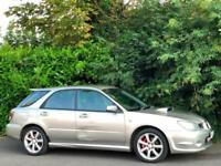 2005 [55] SUBARU IMPREZA 2.5 WRX TURBO SPORTS WAGON 5DR ESTATE GREY