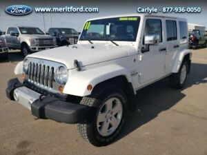 2011 Jeep Wrangler Unlimited UNLIMITED 4X4  - one owner