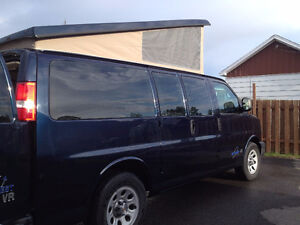 New West Excursion 2013 VR (type westfalia, condo safari)
